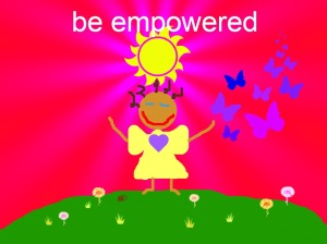 be empowered