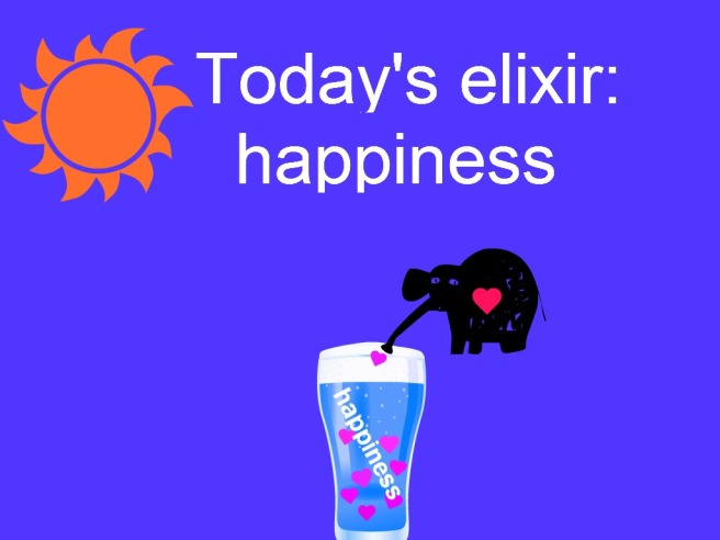 elixir happiness