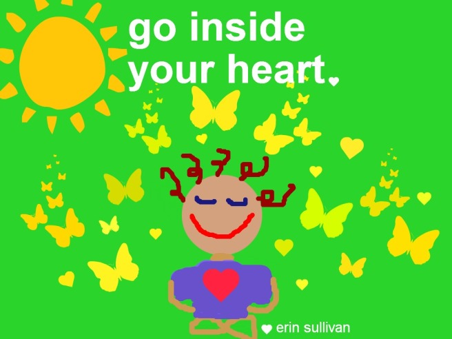 go inside your heart 2